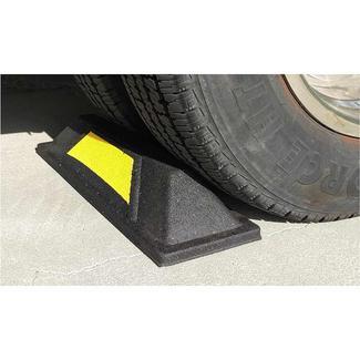 Secure Park Wheel Chock, Dual Tires, 20