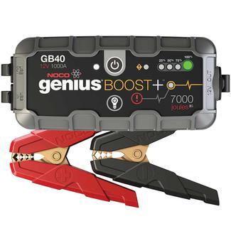 Genius Boost &#x2b&#x3b; GB40 1000 Amp Jump Starter