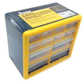Multi-purpose 12-Drawer Organizer