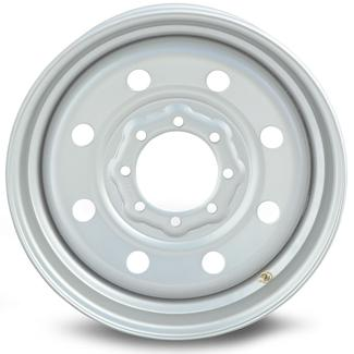Boar Trailer Wheel, Evron Single 19.5 x 6 4.88 Center Bore