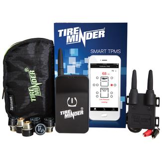 86682n tireminder tireminder wireless tire pressure monitoring system with booster heritage wire harness fort payne alabama at bakdesigns.co