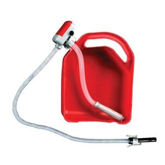 Battery-Operated Fuel Transfer Pump