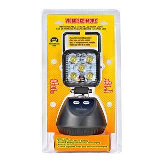 Rechargeable 15-watt LED Work Light