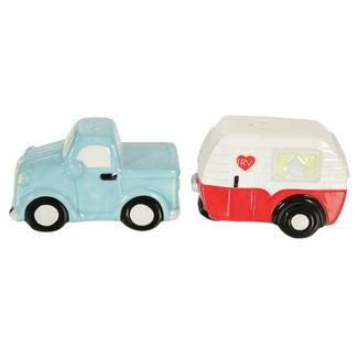 Vintage RV Salt & Pepper Shakers