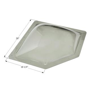 RV Skylight NSL2414S - Smoke