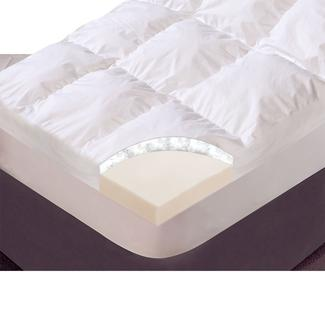 Simply Exquisite™ Mattress Topper, King