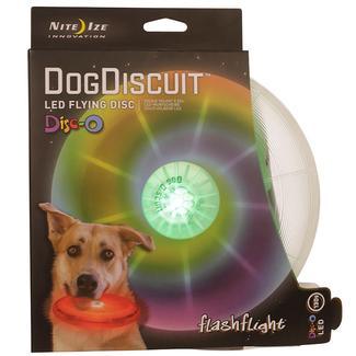 Dog Discuit LED Flying Disc
