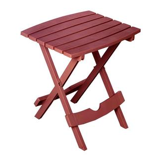 Original Quik-Fold Tables, Red