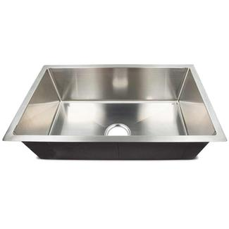 Genuine Stainless Steel Sinks, Single