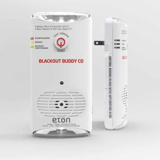 Blackout Buddy CO Detector