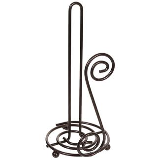 Oil Rubbed Bronze Paper Towel Holder