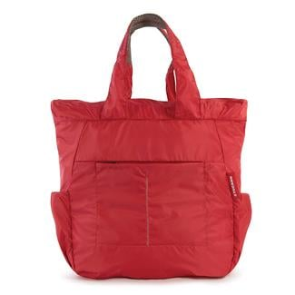 Compatto XL Folding Shopping Bag, Red
