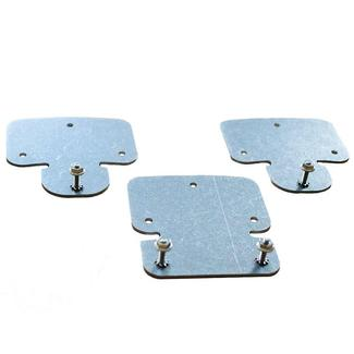 KING Satellite Mounting Feet