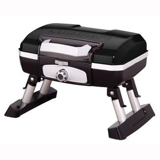 Cuisinart Black Table Gas Grill