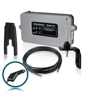 Smoothtalker Mobile X1 50RV High Power RV&#x2f&#x3b;Motorhome Kit with 12V Power Supply