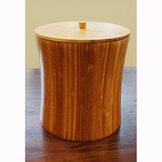 Bamboo Ice Bucket