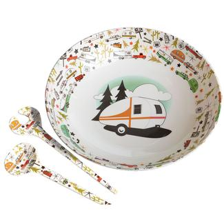Camp Casual Serving Set