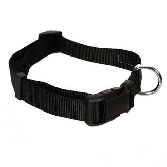 Pet Stuff Pet Collar, Medium, Black