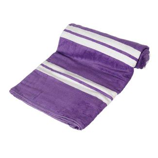 Beach Towel, Purple