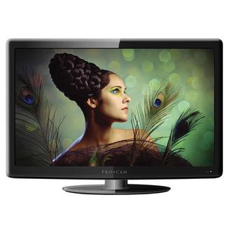 "ProScan 19"" LED HD TV/DVD Combo"