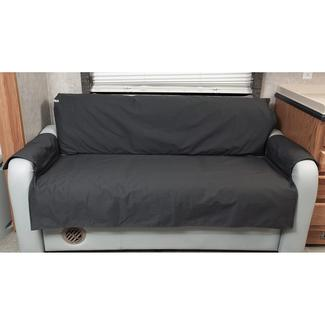 Charcoal SofaSaver Up To 70&quot&#x3b;