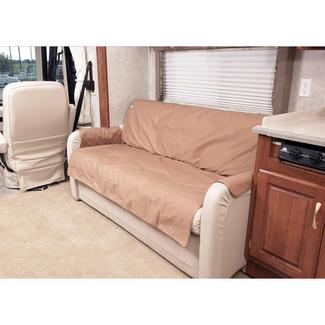 Tan SofaSaver Up To 60&quot&#x3b;