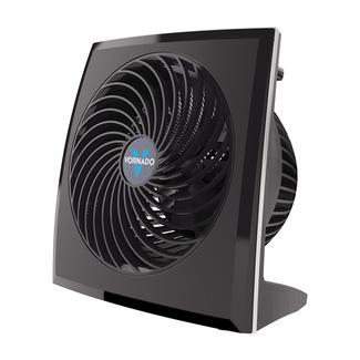 Small Panel Air Circulator 573, Black