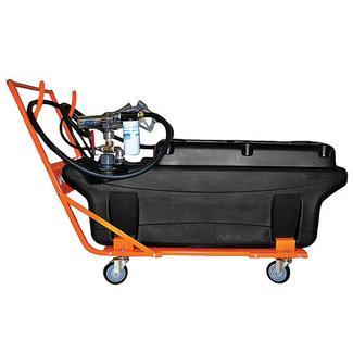 Titan Fuel Caddy, 60 Gallon with 110 Volt Pump
