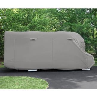 Elements Class C Premium All Climate RV Cover, 20'1