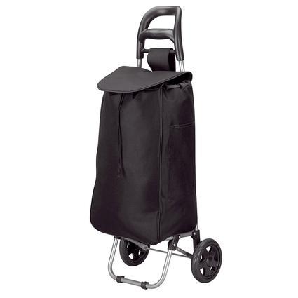 Black Rolling Cart - Medium