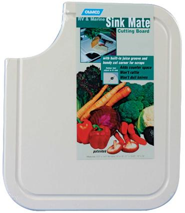 Sink Mate Cutting Board - Almond