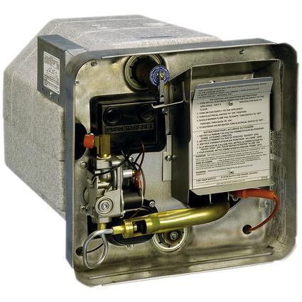 Suburban Direct Spark Ignition LP/110V Water Heater, 12 Gallon with 12V Switch Relay