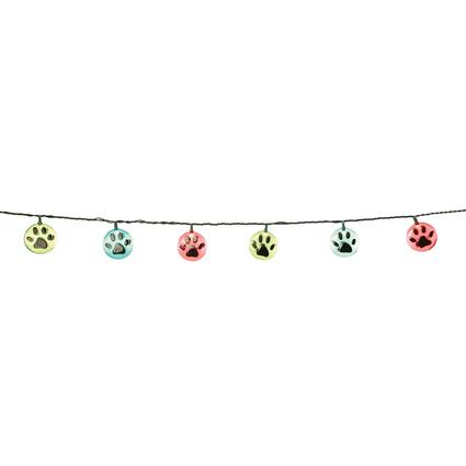 10 Mini Paw Print Lights 78 Direcsource Ltd 406 068 Patio