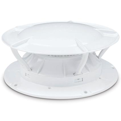 360 Siphon RV Vent Cap, White