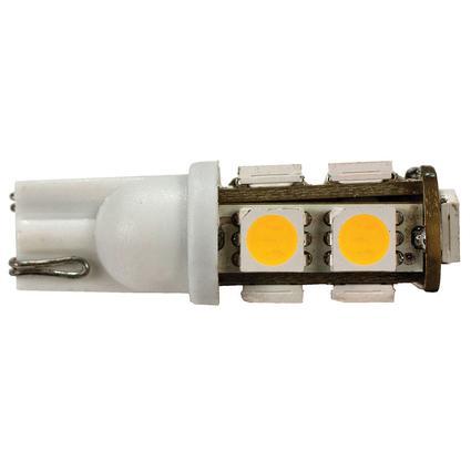 921 Bulb, 9 LEDs, Soft White, 12-volt