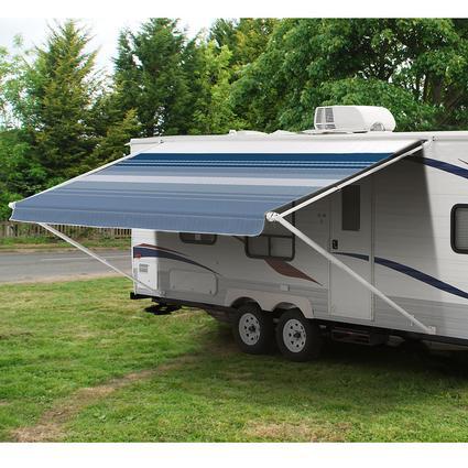 Carefree Manual Pioneer Awnings Rv Patio Awnings Camping World