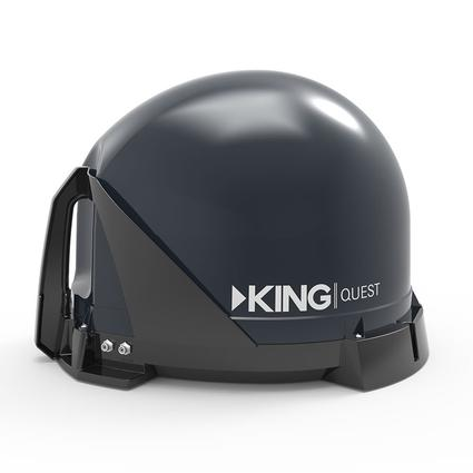 Factory Refurbished KING Quest Automatic Satellite Antenna for DIRECTV
