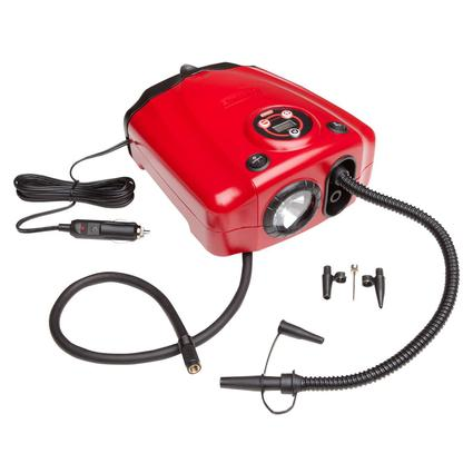 Inflate-All Air Compressor with 12V Car Adaptor