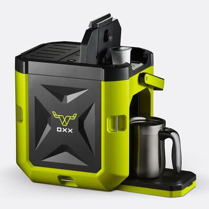 Coffeeboxx Single Cup Brewing System