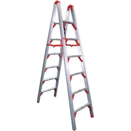 Double-Sided 7' Folding STIK Ladder