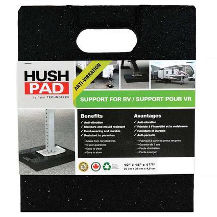 Hush Pad Motorcoach Leveling Pad