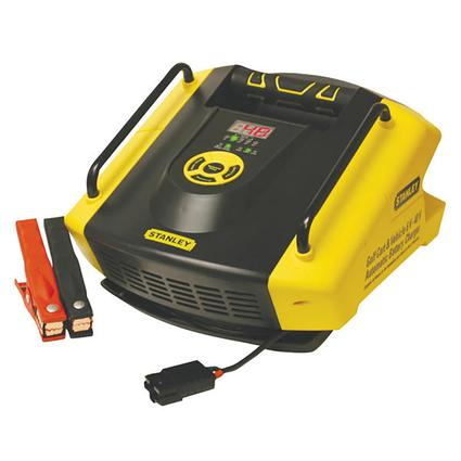 Stanley Golf Cart and Vehicle Battery Charger