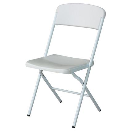 Contemporary Essential Folding Chair, 6 Pack