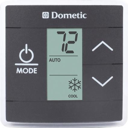 Dometic CT Thermostat, Standard CT Thermostat, Black