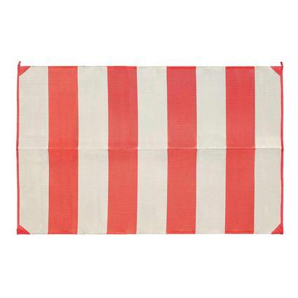 Patio/Beach Mat, Melon Stripe
