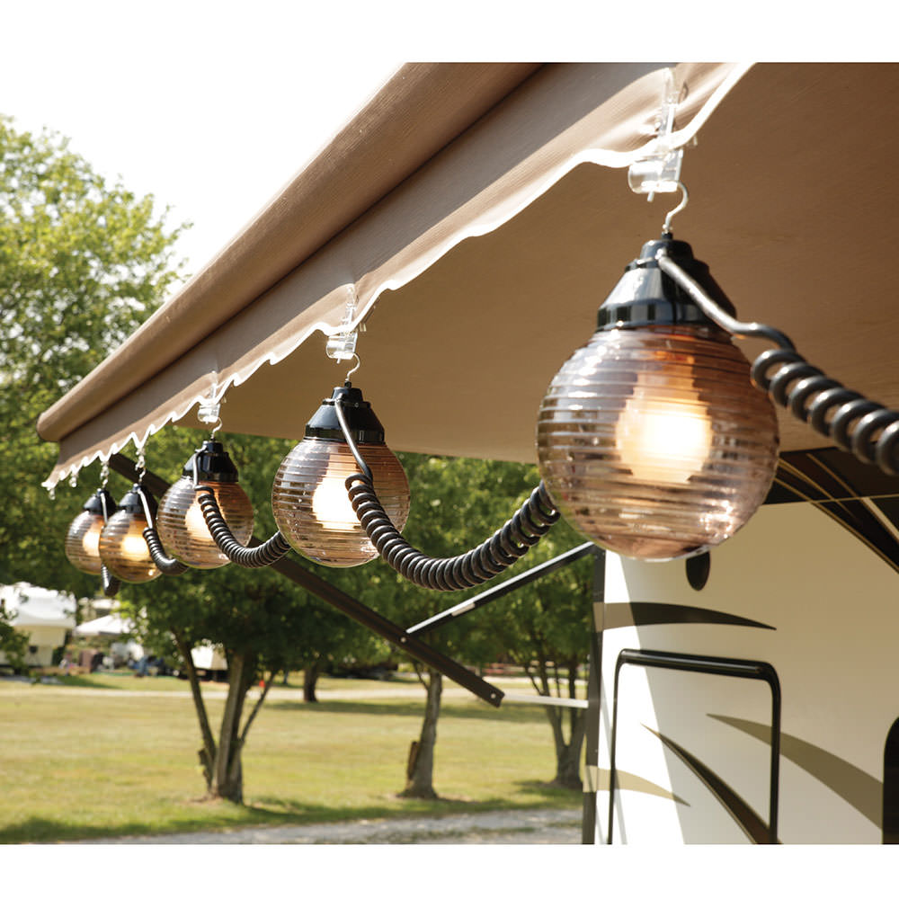 6 bronze globe lights with 30 cord direcsource ltd d07 0007 6 bronze globe lights with 30 cord direcsource ltd d07 0007 patio lights camping world aloadofball Gallery