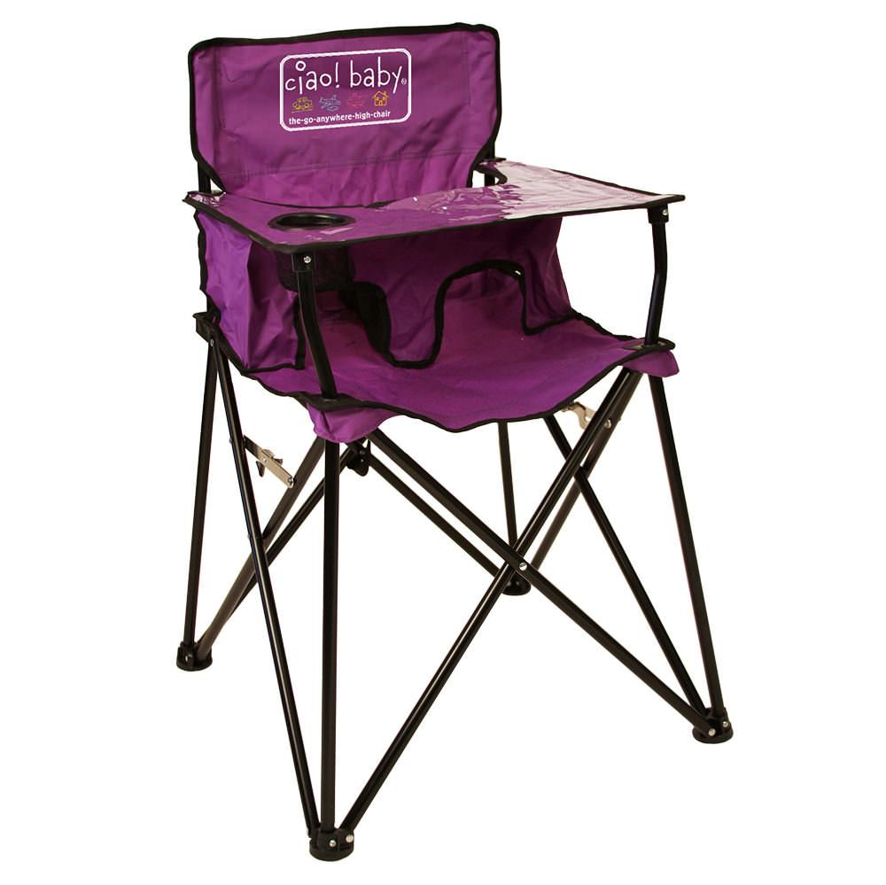 Ordinaire Baby Go Anywhere Highchair, Purple   Jamberly HB2012   Kidu0027s Chairs    Camping World