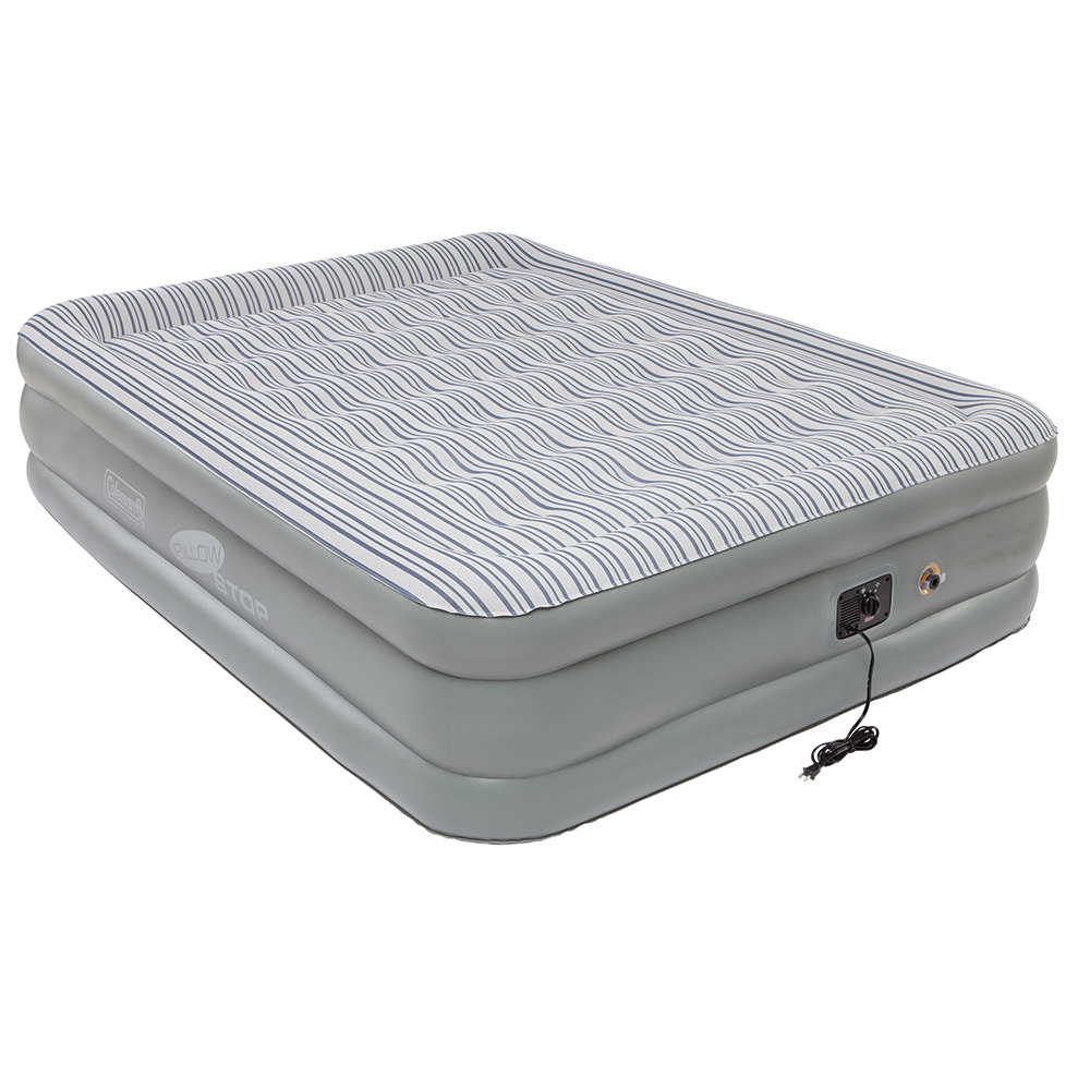 queen size air mattress coleman. Double High Air Bed, Queen - Coleman 2000025035 Pads, Cots \u0026 Beds Camping World Size Mattress