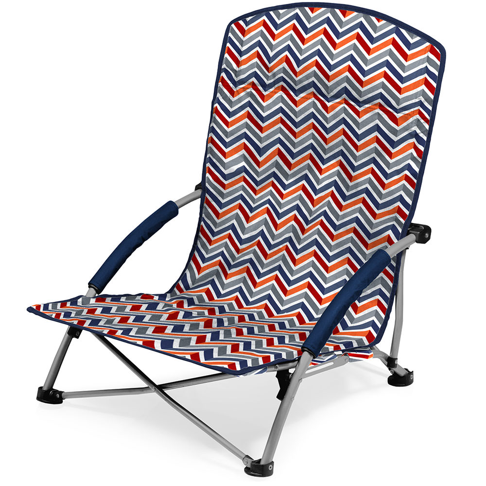 Beau Tranquility Portable Beach Chair   Vibe   Picnic Time 792 00 325   Folding  Chairs   Camping World