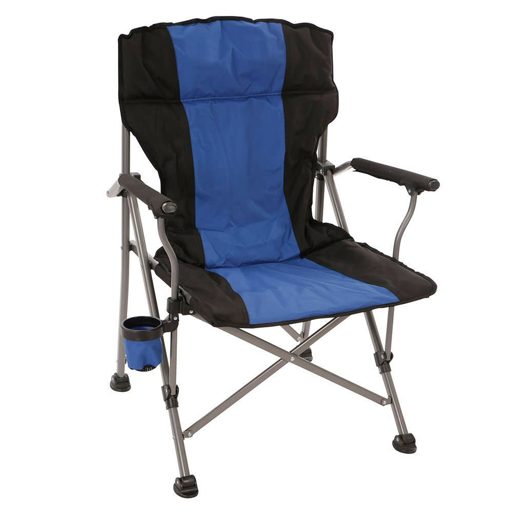 red is folding ultimate cheap at chair buy it pocket this falcon with uk chairs deluxe camping padded